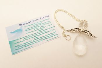 Angels Tear Remembrance Gift - Partner