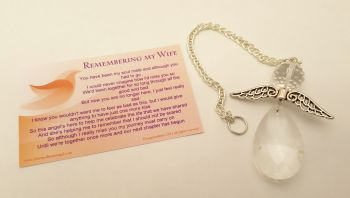 Angels Tear Remembrance Gift - Wife