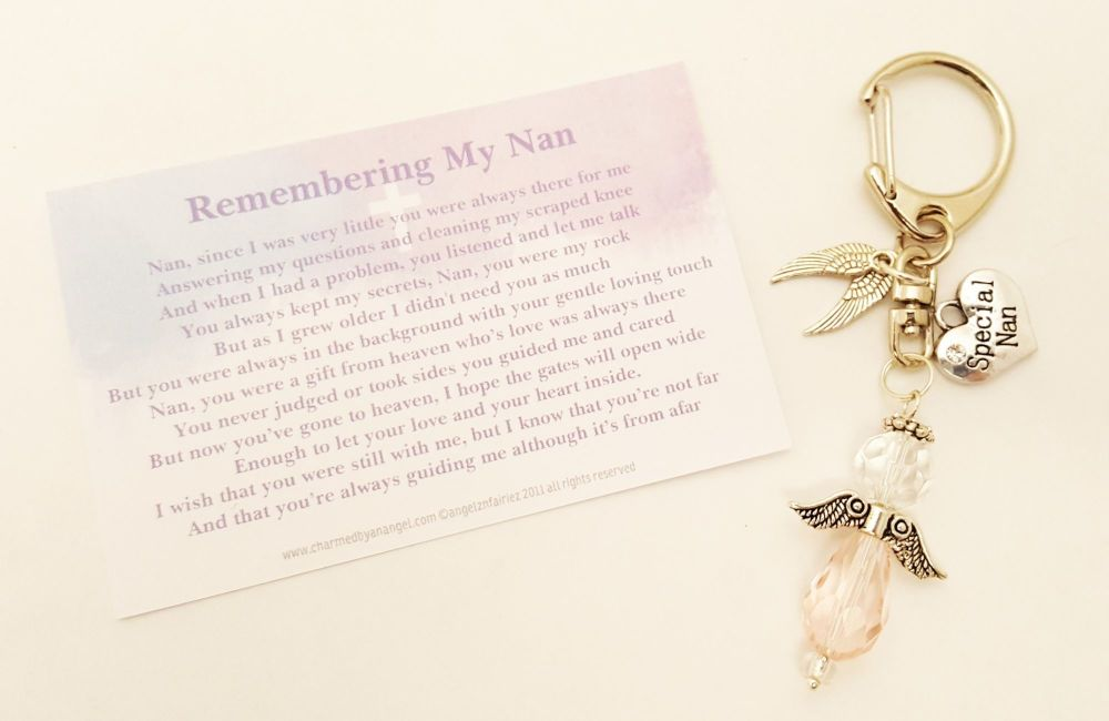In loving Memory of a Nan - Keyring