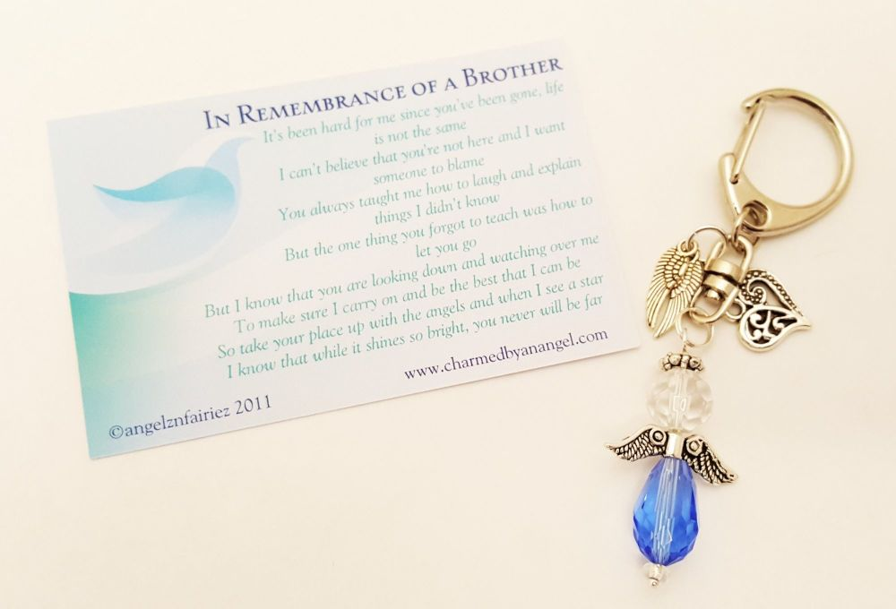 In Loving Memory of a Partner - Keyring