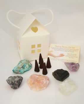 Healing Gemstone Gift Set for the Home