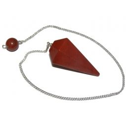 Red Jasper Pendulum