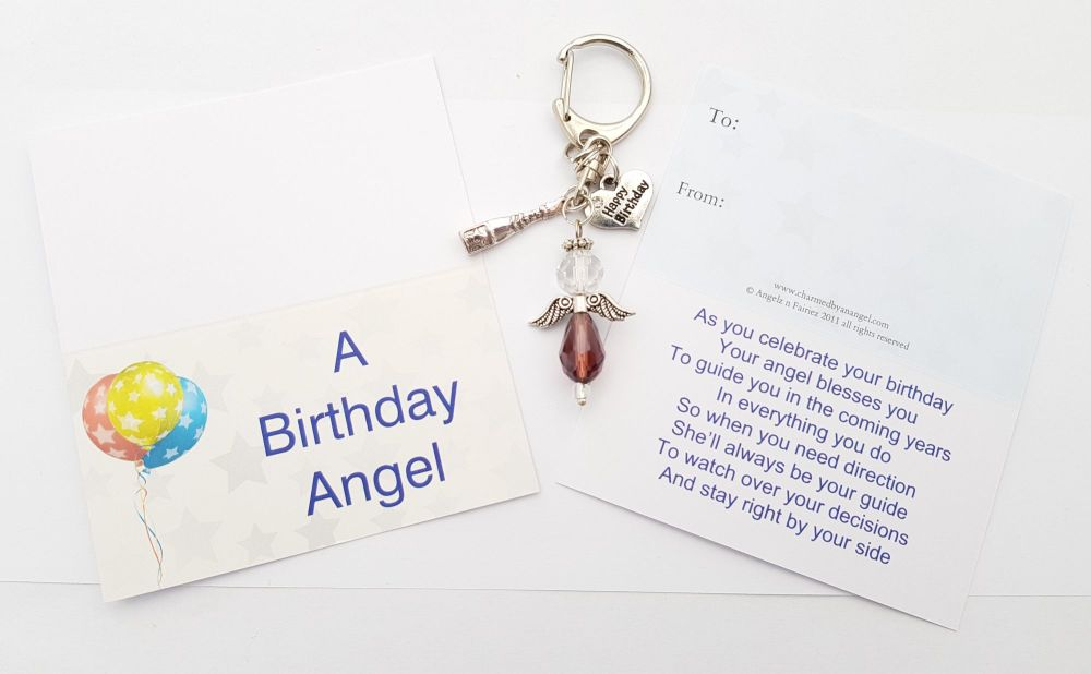 An Angel for a Birthday