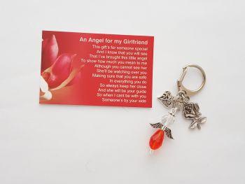 An angel for a girlfriend