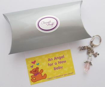 An Angel for a Newborn Baby