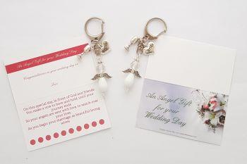 Angels for a Civil/Lesbian Wedding Ceremony
