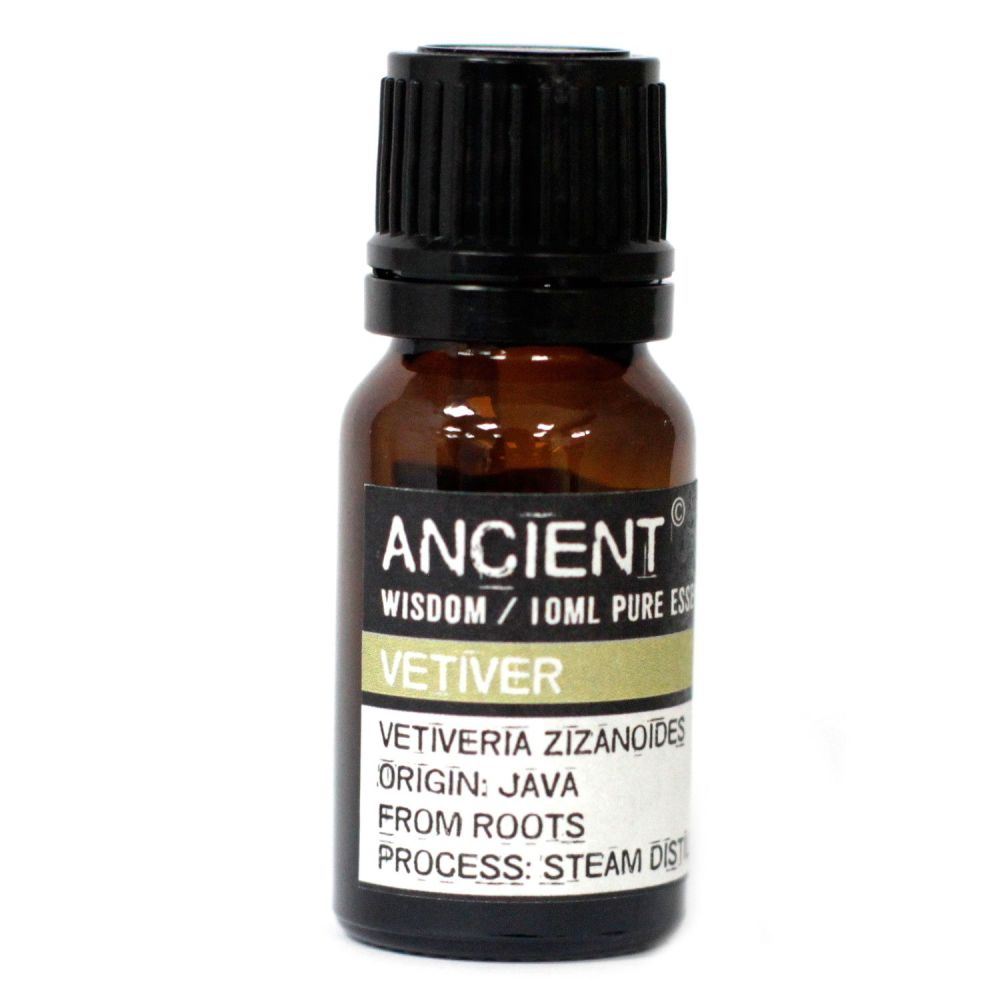 Vetivert Essential oil 10ml