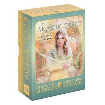 The Akashic Tarot Cards