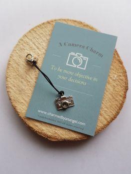 A Camera Clippy Charm