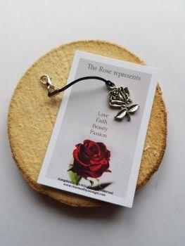 Rose Lucky Charm Clippy