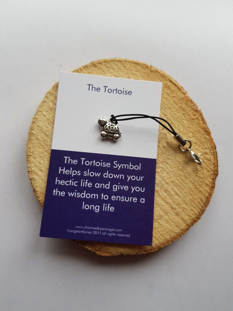 The Tortoise Clippy Lucky Charm