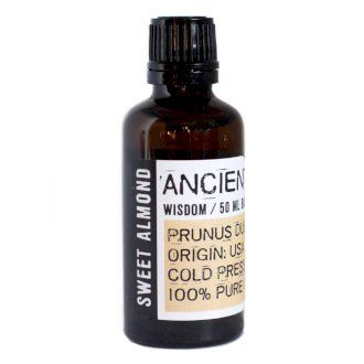 Sweet Almond Carrier Oil 50ml