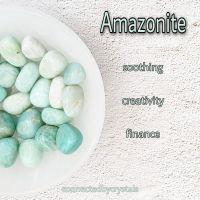 Amazonite Stone - Finance