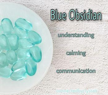 Blue Obsidian - Understanding