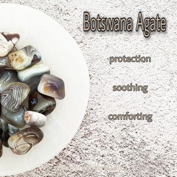 Botswana Agate - Life's Purpose
