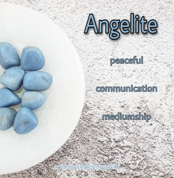 Angelite - Awareness