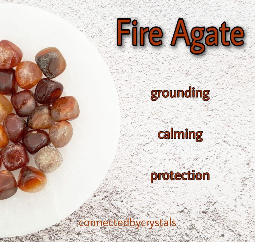Fire Agate - Revitalisation