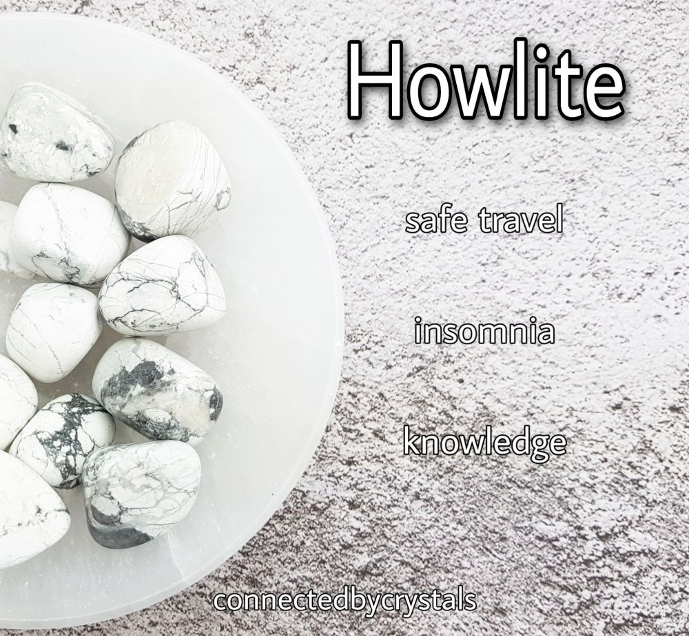 Howlite - Safe Travel