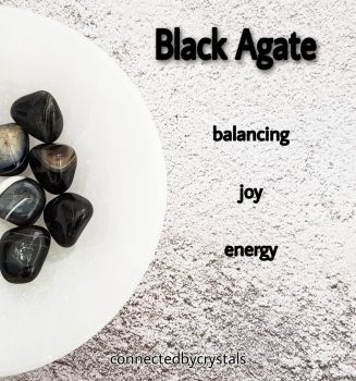 Black Agate - Concentration