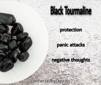 Black Tourmaline - Protection
