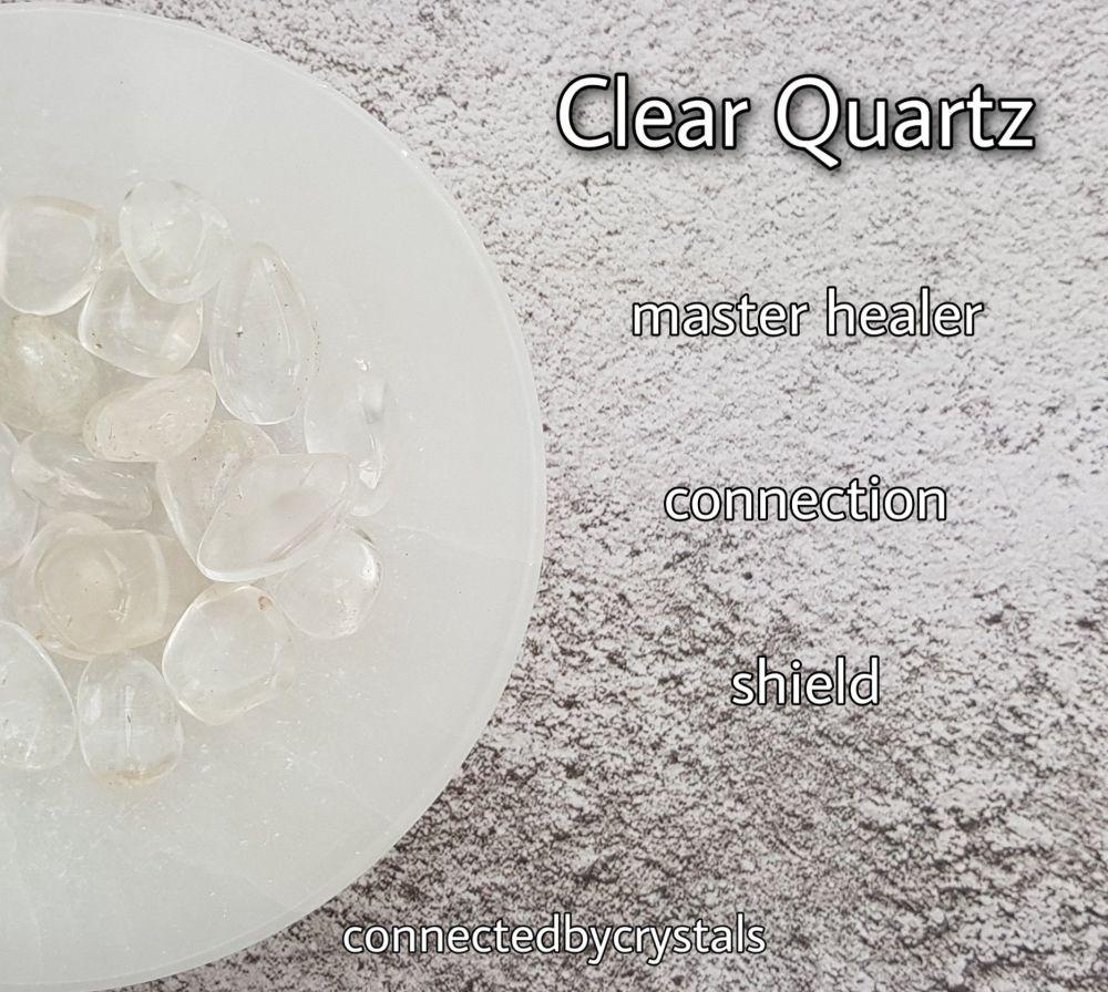 Clear Quartz - Master Healer