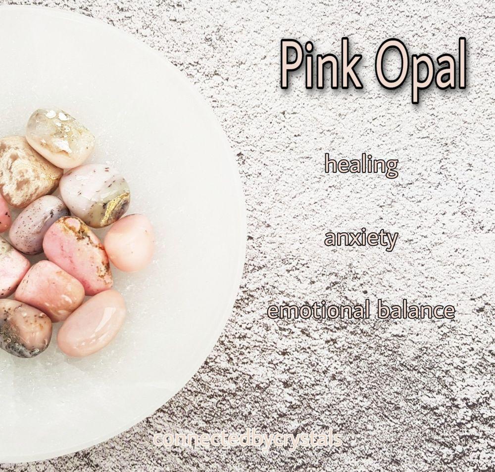 Pink Opal - Self Heal