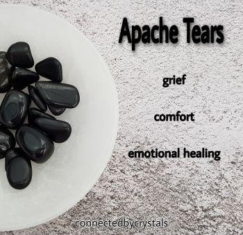 Apache Tears - Grief Healer