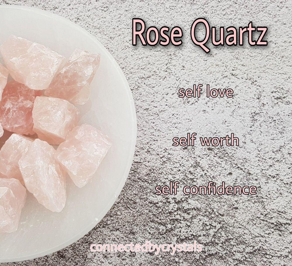 Rose Quartz Rough