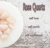 Rose Quartz - Love