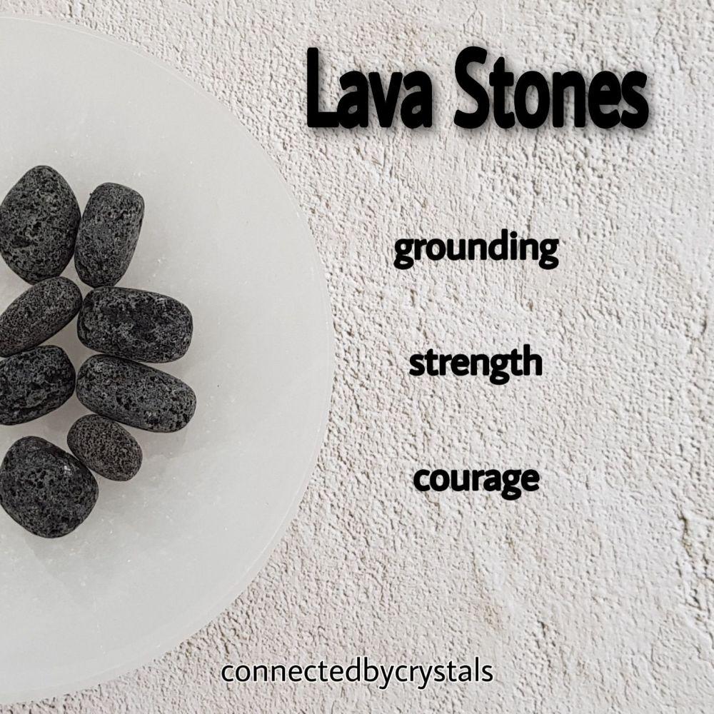 Lava Stones