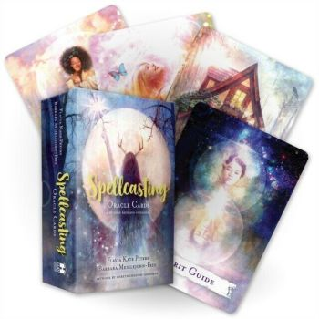 Spellcasting Oracle Cards - Flavia Katie Peters