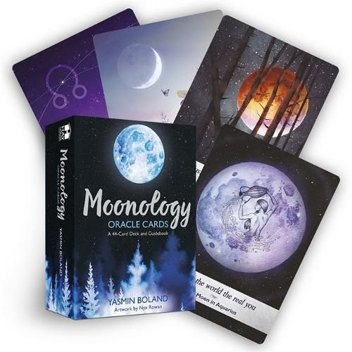 Moonology Oracle Cards - Yasmin Boland