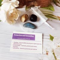 Protection and Grounding Mini Crystal Collection