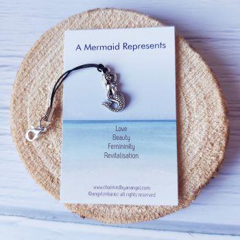 A Mermaid Clippy Charm