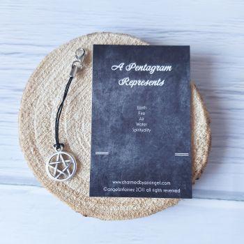A Pentagram Clippy Charm