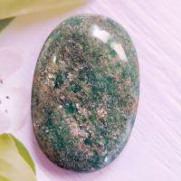 Green Aventurine Palmstone - Comfort