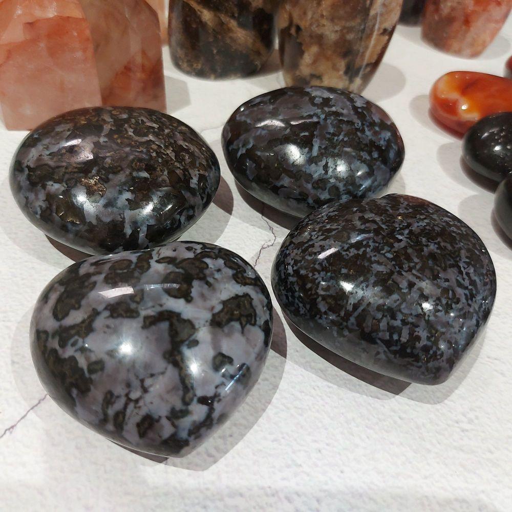 Large Merlinite Heart - Magicians Stone