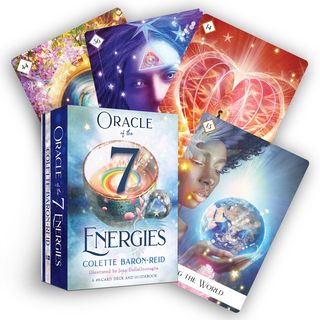 Oracle/Tarot/Angel Cards/Books