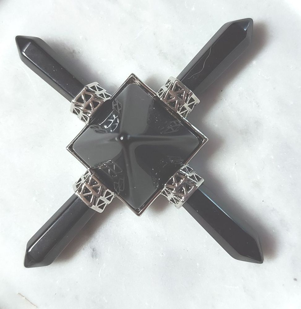 Black Obsidian Energy Generator