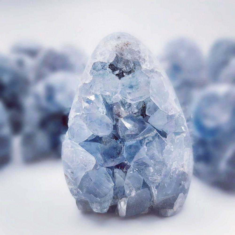Blue Celestite (Celestine)