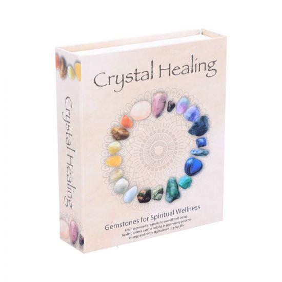 Crystal Healing Tumblestone Giftset