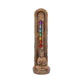 Ascending Chakras Incense Burner