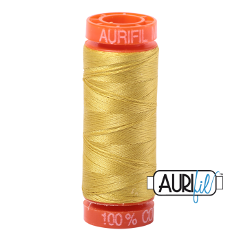 5015 50 WT - Gold Yellow - 200m small spool