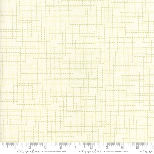 Modern Backgrounds Colorbox - Grid (Porcelain Pesto) 1648 23