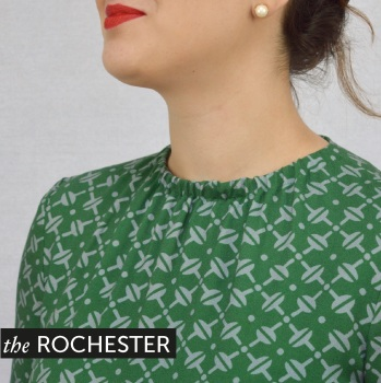 The Rochester by Maven Sewing Patterns