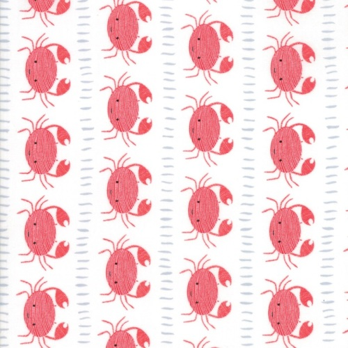 Ahoy by Gingiber for Moda - Crabs- 48243-11