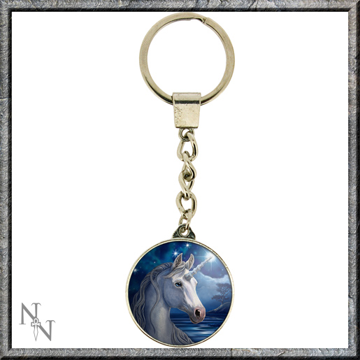 The Sacred One keyring