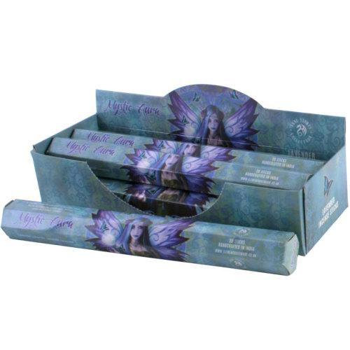 Mystic Aura Incense Sticks by Anne Stokes