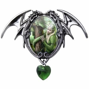 Anne Stokes Necklace Kindred Spirits