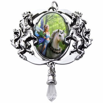 Anne Stokes Necklace Realm Of Enchantment